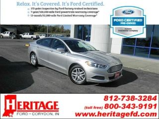 Used 2013 Ford Fusion SE in Corydon, Indiana