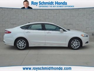Used 2013 Ford Fusion SE in Effingham, Illinois