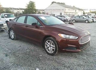 Used 2015 Ford Fusion SE in Turnersville, New Jersey