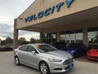 Used 2013 Ford Fusion SE in Draper, Utah