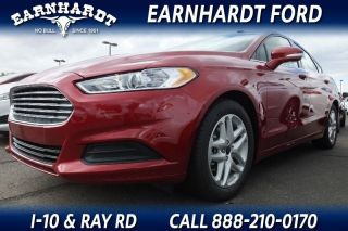 Used 2016 Ford Fusion SE in Chandler, Arizona