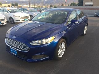 Used 2013 Ford Fusion SE in Draper, Utah