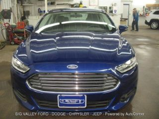 Used 2013 Ford Fusion Se In Ewen Michigan