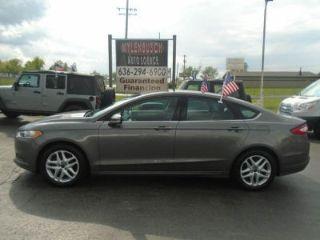 Used 2013 Ford Fusion SE in O'Fallon, Missouri