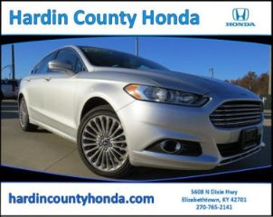 Used 2014 Ford Fusion SE in Elizabethtown, Kentucky
