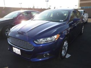 Used 2014 Ford Fusion SE in Costa Mesa, California