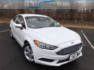 Used 2018 Ford Fusion Se In Blue Springs Missouri