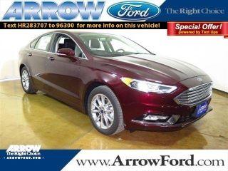 Arrow Ford Abilene Tx >> Used 2017 Ford Fusion Se In Abilene Texas