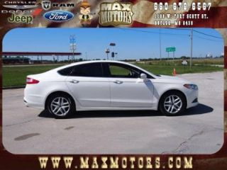 Used 2013 Ford Fusion SE in Butler, Missouri