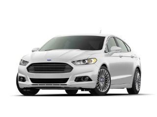 Used 2015 Ford Fusion Titanium in Gaffney, South Carolina