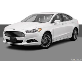 Used 2014 Ford Fusion Titanium in Draper, Utah