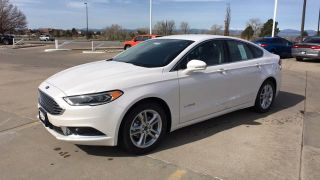 Used 2018 Ford Fusion SE in Aurora, Colorado