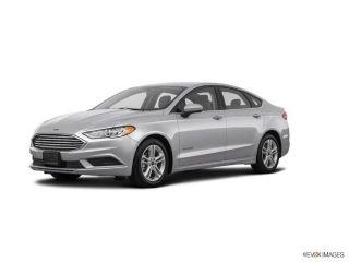 Ford Fusion Titanium 2018