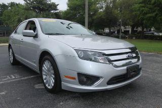 Used 2012 Ford Fusion in Ocala, Florida