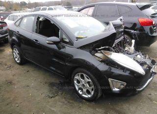 Ford Fiesta SEL 2011