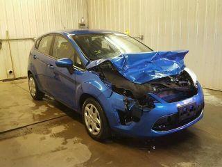 Ford Fiesta SE 2011
