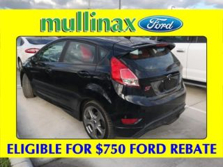 Ford Fiesta ST 2016