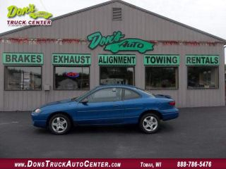 Used 2003 Ford Escort ZX2 in Tomah, Wisconsin