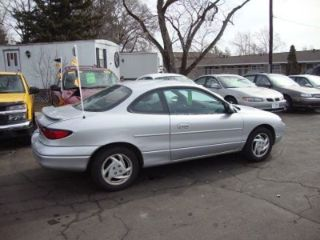 Used 2002 Ford Escort ZX2 in Schofield, Wisconsin