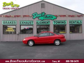 Used 2002 Ford Escort ZX2 in Tomah, Wisconsin