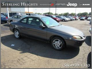 Used 2002 Ford Escort ZX2 in Sterling Heights, Michigan