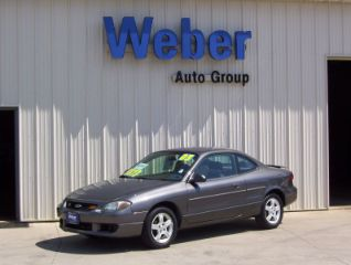 Used 2003 Ford Escort ZX2 in Silvis, Illinois