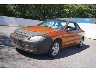 Ford Escort ZX2 2003