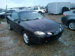 Ford Escort ZX2 2002