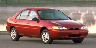 Ford Escort 2002