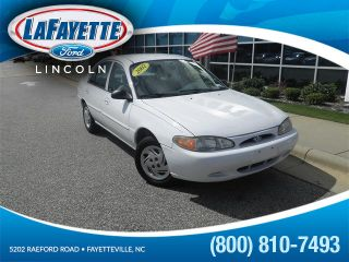 Used 2002 Ford Escort in Fayetteville, North Carolina