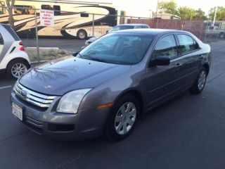 Ford Fusion S 2007