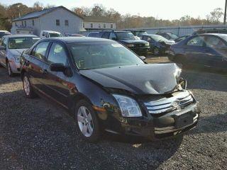 Ford Fusion SE 2009