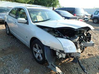 Ford Fusion SE 2008