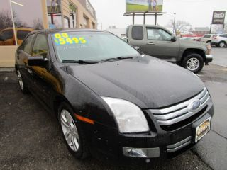 Used 2008 Ford Fusion SEL in Cedar Rapids, Iowa