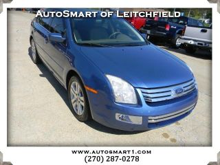 Used 2009 Ford Fusion SEL in Leitchfield, Kentucky