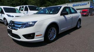 Used 2012 Ford Fusion S in Holyoke, Massachusetts
