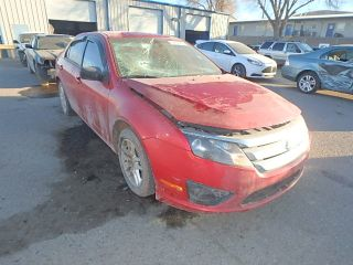 Ford Fusion S 2011