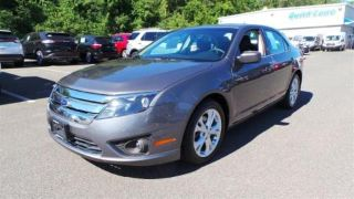 Used 2012 Ford Fusion SE in Holyoke, Massachusetts