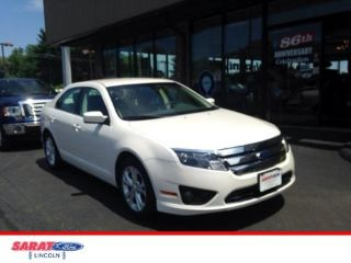 Used 2012 Ford Fusion SE in Agawam, Massachusetts