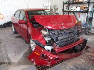 Ford Fusion SE 2010