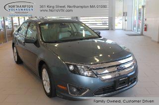 Used 2012 Ford Fusion SEL in Northampton, Massachusetts