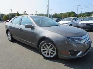 Used 2012 Ford Fusion SEL in West Springfield, Massachusetts