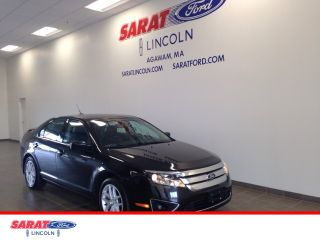 Used 2012 Ford Fusion SEL in Agawam, Massachusetts