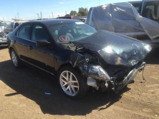 Ford Fusion SEL 2012