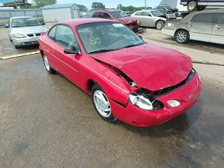 Ford Escort ZX2 2000
