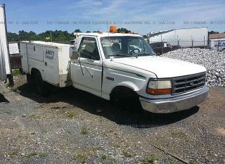 Ford F-Super Duty 1997