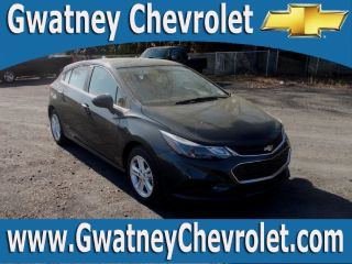 Gwatney Chevrolet Jacksonville Arkansas >> Used 2017 Chevrolet Cruze Lt In Jacksonville Arkansas