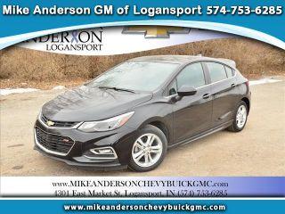 Used 2017 Chevrolet Cruze Lt In Logansport Indiana
