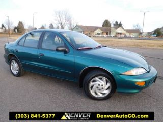 1998 Chevy Cavalier Us Cars