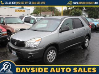 Used 2004 Buick Rendezvous CX in Everett, Washington